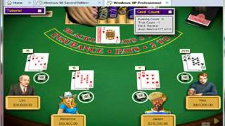 Hoyle Casino 4 (1999) - Video Poker and Blackjack