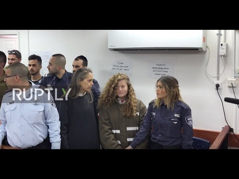 State of Palestine: Ahed Tamimi, mother to remain in custody until trial