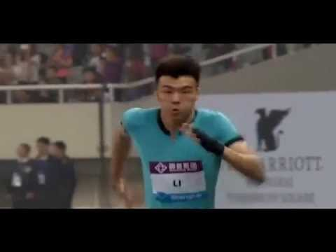 Men's Long Jump @ Shanghai 2013