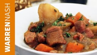 Irish Lamb Stew Recipe - With Guinness - Recipes By Warren Nash