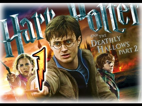 harry potter deathly hallows part 1 wii