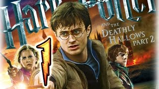 Harry Potter and the Deathly Hallows Part 2 Walkthrough Part 1 (PS3, X360, Wii, PC) Gringotts