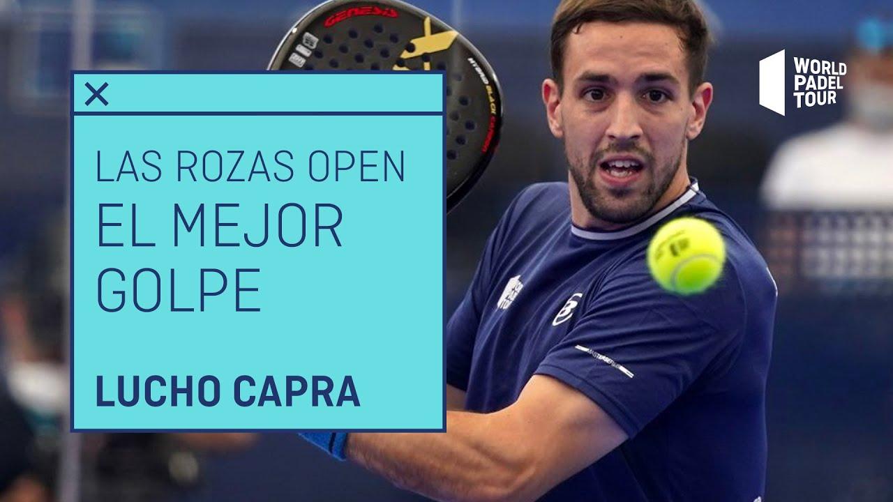 El golpe del Torneo del Estrella Damm Las Rozas Open 2021