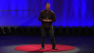 The Paradox of Violence | Tim Larkin | TEDxGrandForks