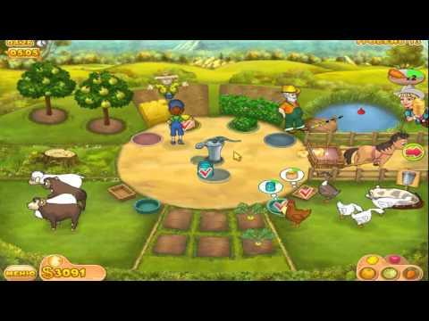 Бесплатные онлайн игры ферма мания