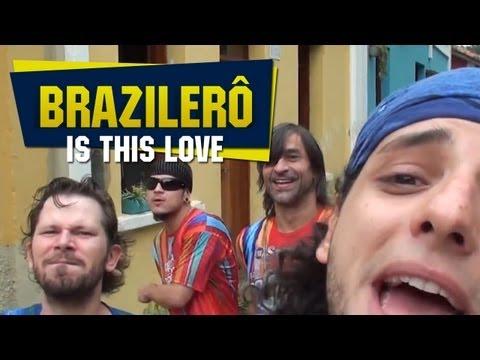 0 Brazilerô #1 É Amor...