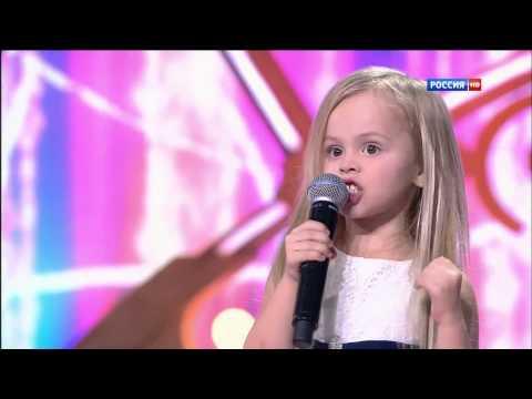 Виталий Гогунский и Милана   Зеркала Новогодний парад звёзд 2014