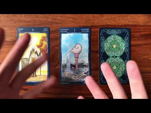 Daily Tarot Reading for 21 August 2018 - Gregory Scott Tarot - 동영상