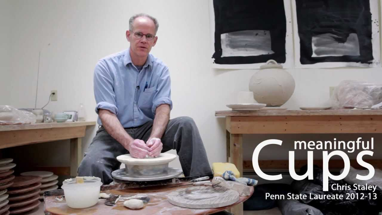 Learning to Learn - Chris Staley, Penn State Laureate 2012 ...