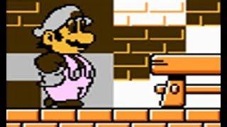 Super Mario Bros. 3 (NES): More glitch character palettes in minigames (PART 2 / FINALE - $0726)