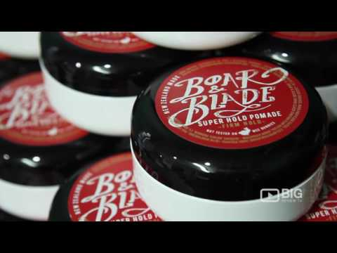 The Boar and Blade Barber Shop Wellington for Mens Haircuts and Shave
