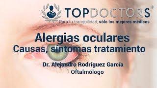 De reacción ojos hinchados alérgica tratamiento