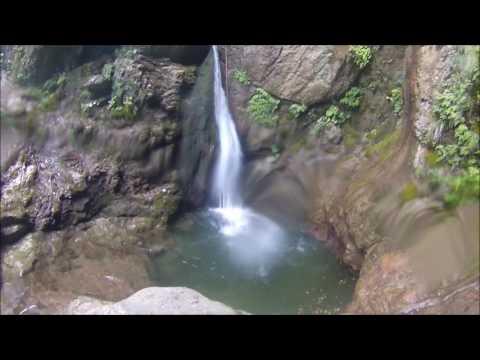 Cascate di Cittiglio Canyoning