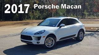 A look at the 2017 Porsche Macan