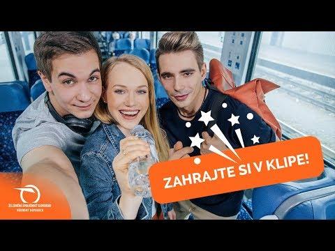 Zahrajte si v klipe   Železničná spoločnosť Slovensko (ZSSK)