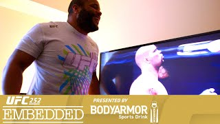 UFC 252 Embedded: Vlog Series - Episode 3
