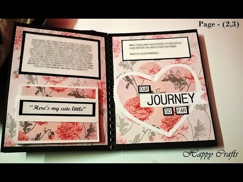 Scrapbook for a couple