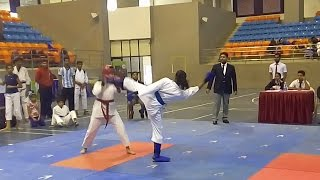 vadodara mayor cup 2016 karate final