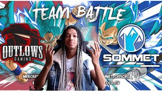 SOMMET TEAM BATTLE #1 VS OLG - SAYKOS vs BAKURA