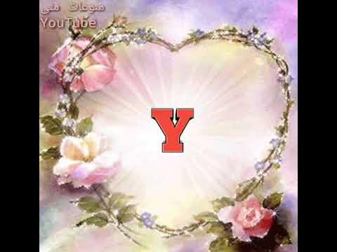 حالات واتس اب تصميمي تصميم حرف Y Youtube