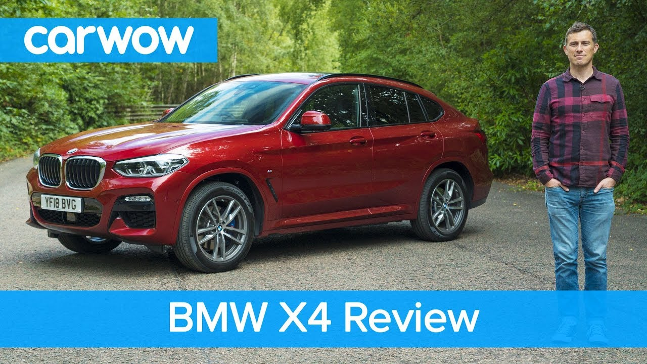 Download BMW X4 SUV 2019 in-depth review | carwow Reviews