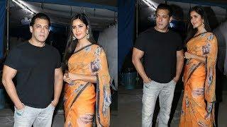 Salman Khan abd Katrina Kaif FIRST LOOK.  after their Secret Marriage ||Exclusive