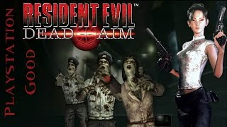 Обзор игры Resident Evil: Dead Aim