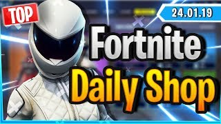 Fortnite Daily Shop *TOP* WHITEOUT SKIN (24 Januar 2019)