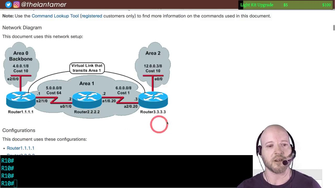 day 39 - OSPF paranoia reduction + database explanation guide