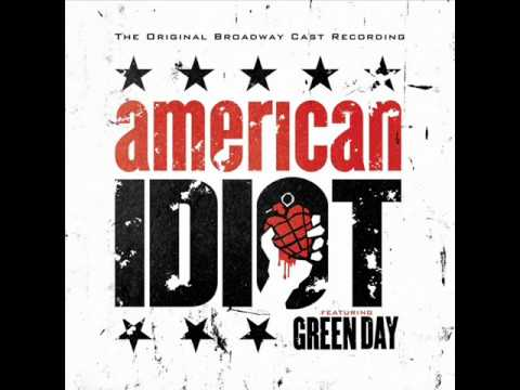 Jesus of Suburbia - American Idiot The Original Broadway Cast Recording
