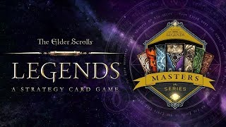 The Elder Scrolls: Legends Masters Series Championships - Day 1 - Group Stage