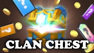Clash Royale   Shared Clan Chest   New Crown Chest!