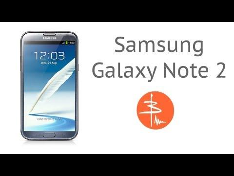 Samsung Galaxy Note 2 ( N7100 ) - полный видеообзор и фишки