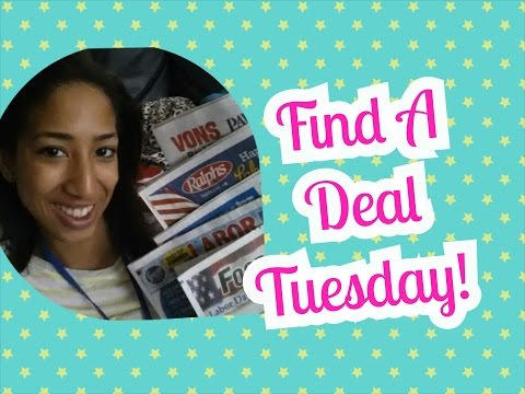 Find A Deal: Grocery Ad Tuesday!