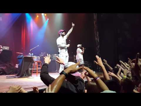 Jon Bellion - Hand Of God (Outro) (Live) Dallas, TX
