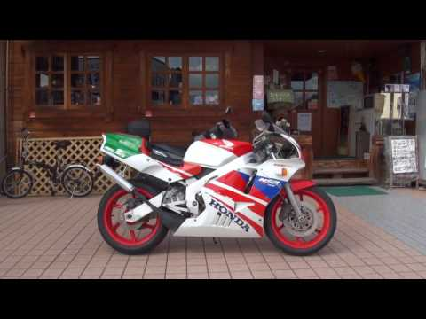 バリバリ伝説 最速の2サイクル 1990 HONDA NSR250R 1990 ホンダ NSR250R SE MC21 1990 HONDA NSR250RL - RN