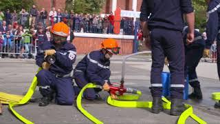 Congrès départemental des sapeurs-pompiers du Pas-de-Calais 2017