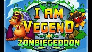 Обзор игры I am Vegend.