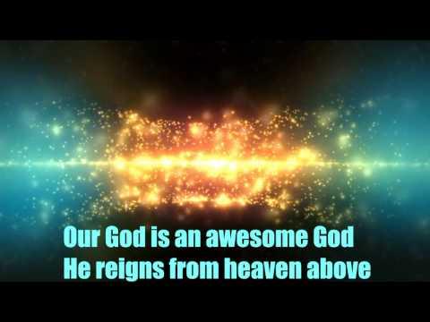 Rich Mullins - Awesome God - Karaoke / Lyrics