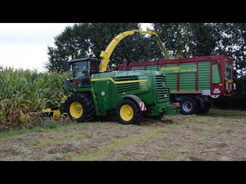 Maisernte 2017 *bei Landwirtschaftliche Arbeiten H.Reuter*  *720p*