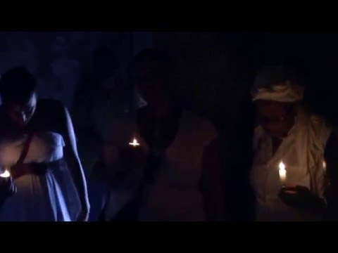 Calling of the Ancestors Cape Coast Dungeons Ghana 2015