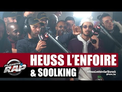 [Exclu] Heuss L'enfoiré 'Benda' ft Soolking #PlanèteRap