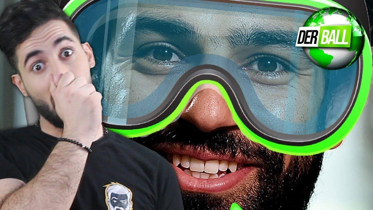 (!!!!سكيتشات كرة القدم من نوع آخر - محمد صلاح غطاس (مضحك