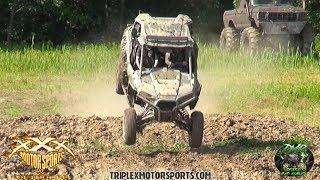 ATV RELAY RACE GETS WILD!!