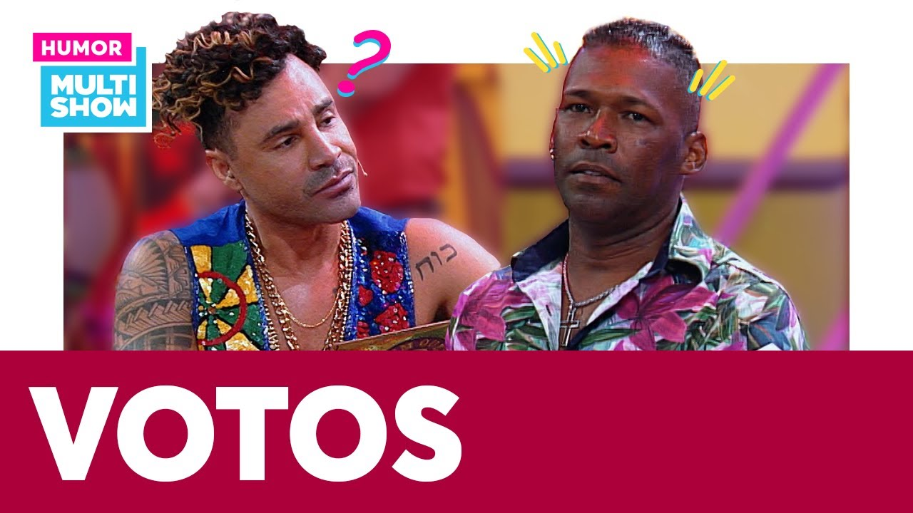 Jefinho quer saber: brasileiro sabe VOTAR direito? | Os Suburbanos | Humor Multishow