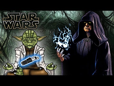 Different Force Powers (Canon) - Star Wars Explained