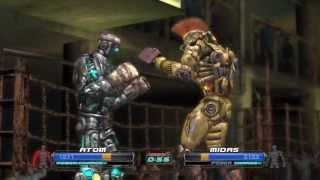 Lets play Real Steel #2 | More Robots! Slightly better fighting!
