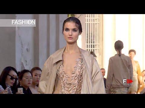 ALBERTA FERRETTI Full Show Spring Summer 2018 Milan - Fashion Channel