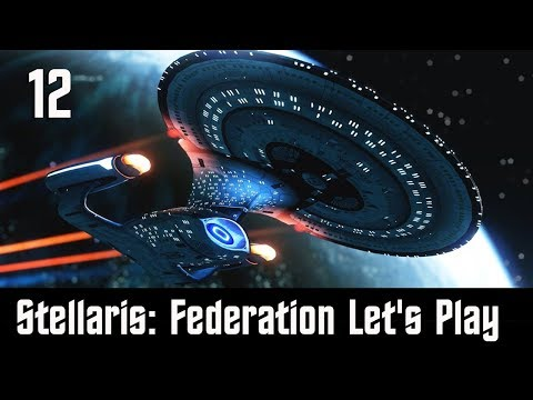 Stellaris United Federation of Planets Lets Play Episode 12