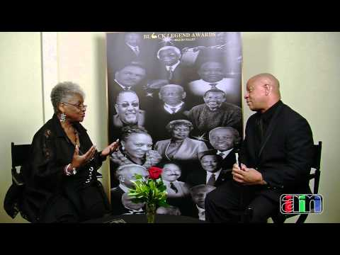 Black Legend Awards-Interview Bill Williams Jr